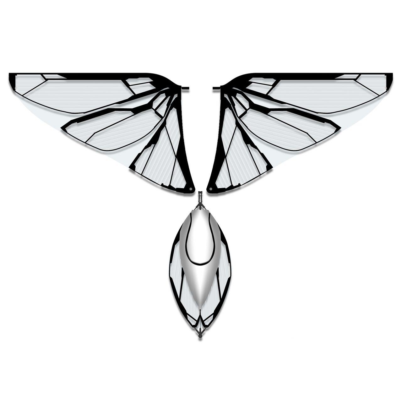 MetaFly standard wings